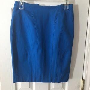 Banana Republic pencil skirt, New with tags, sz 0